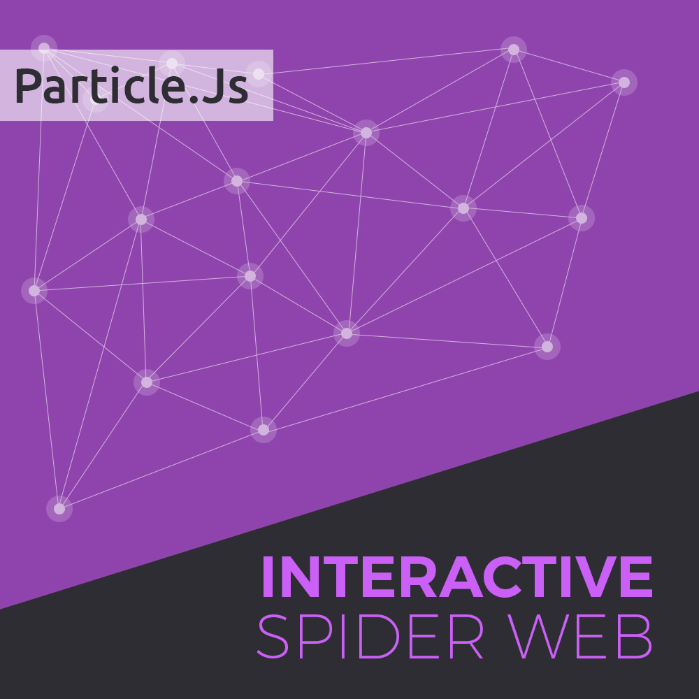 Adobe Muse Free Widget particle js