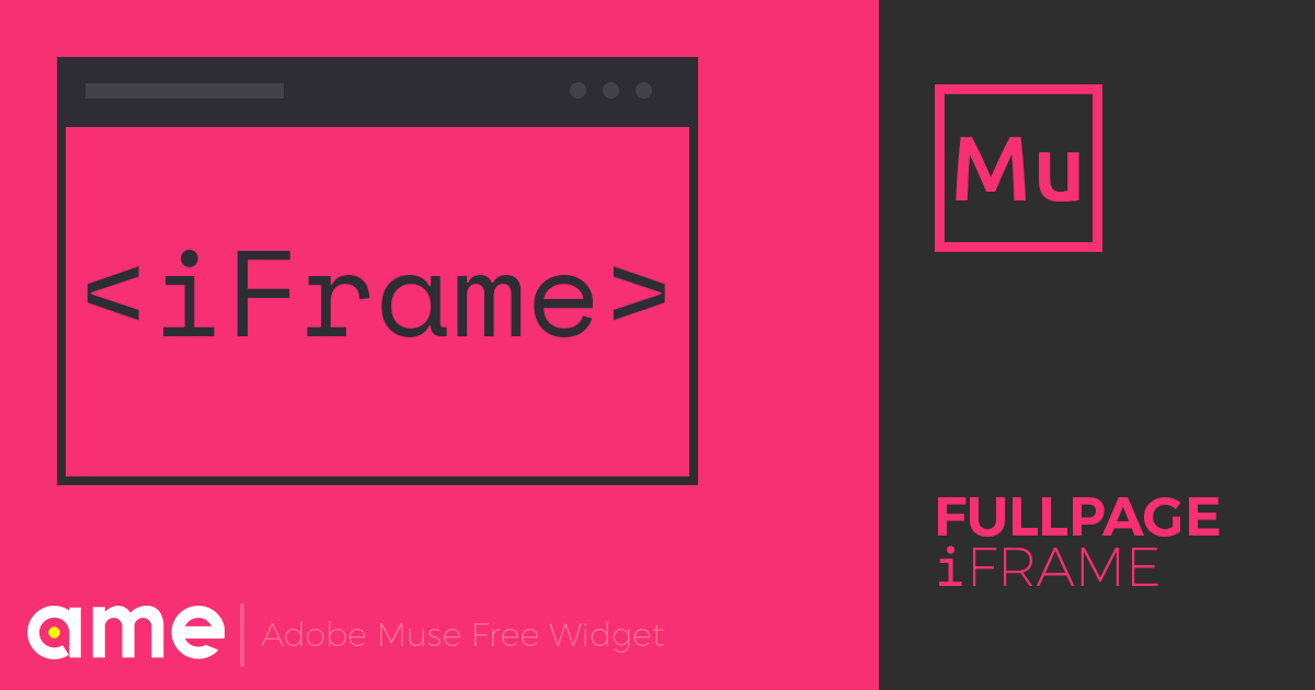 Fullpage iFrame for Adobe Muse | Adobe Muse Expert